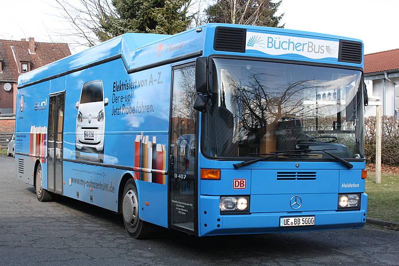 Foto Bücherbus Uelzen