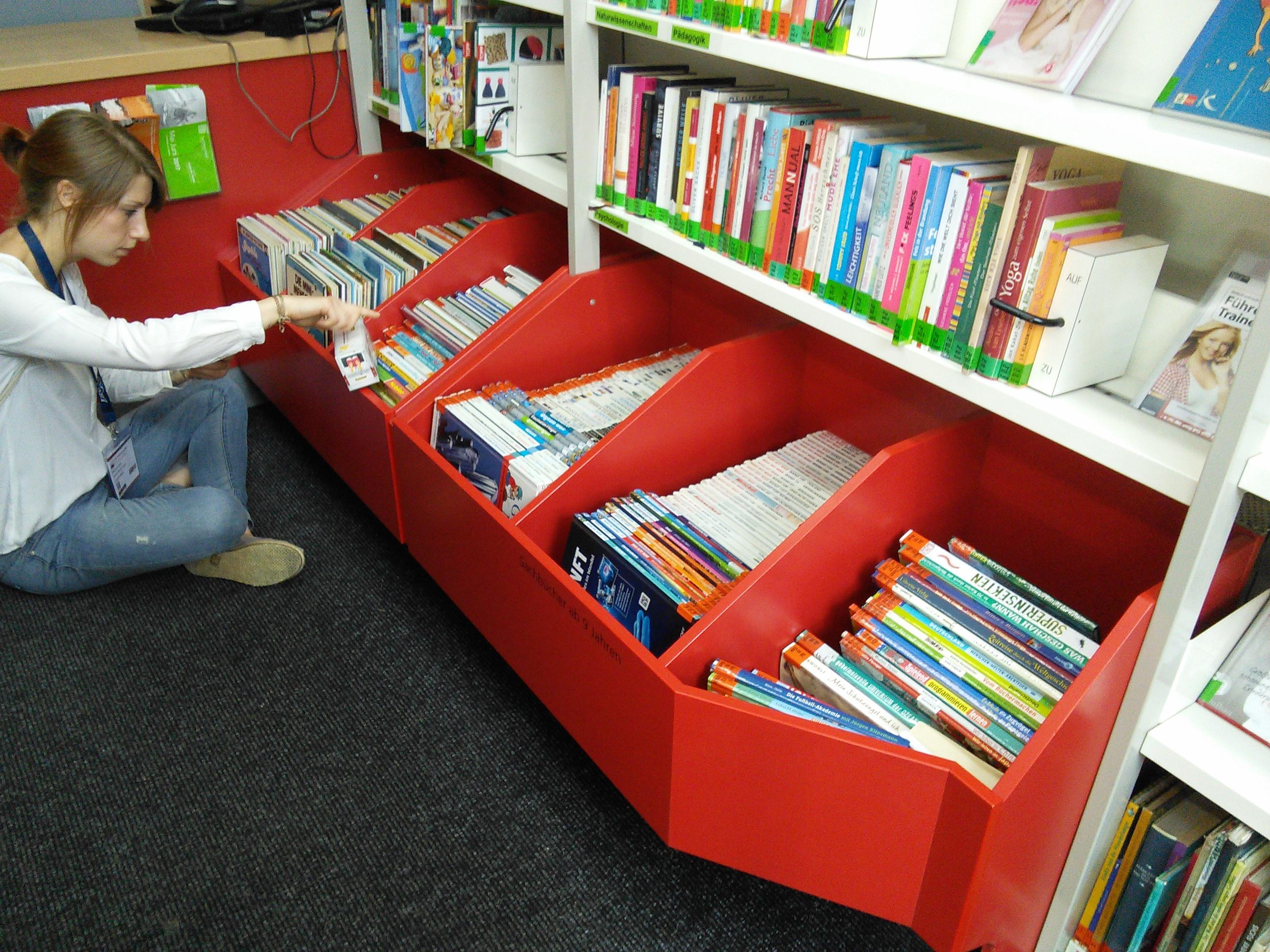 Fahrbibliothek Frankfurt/Main