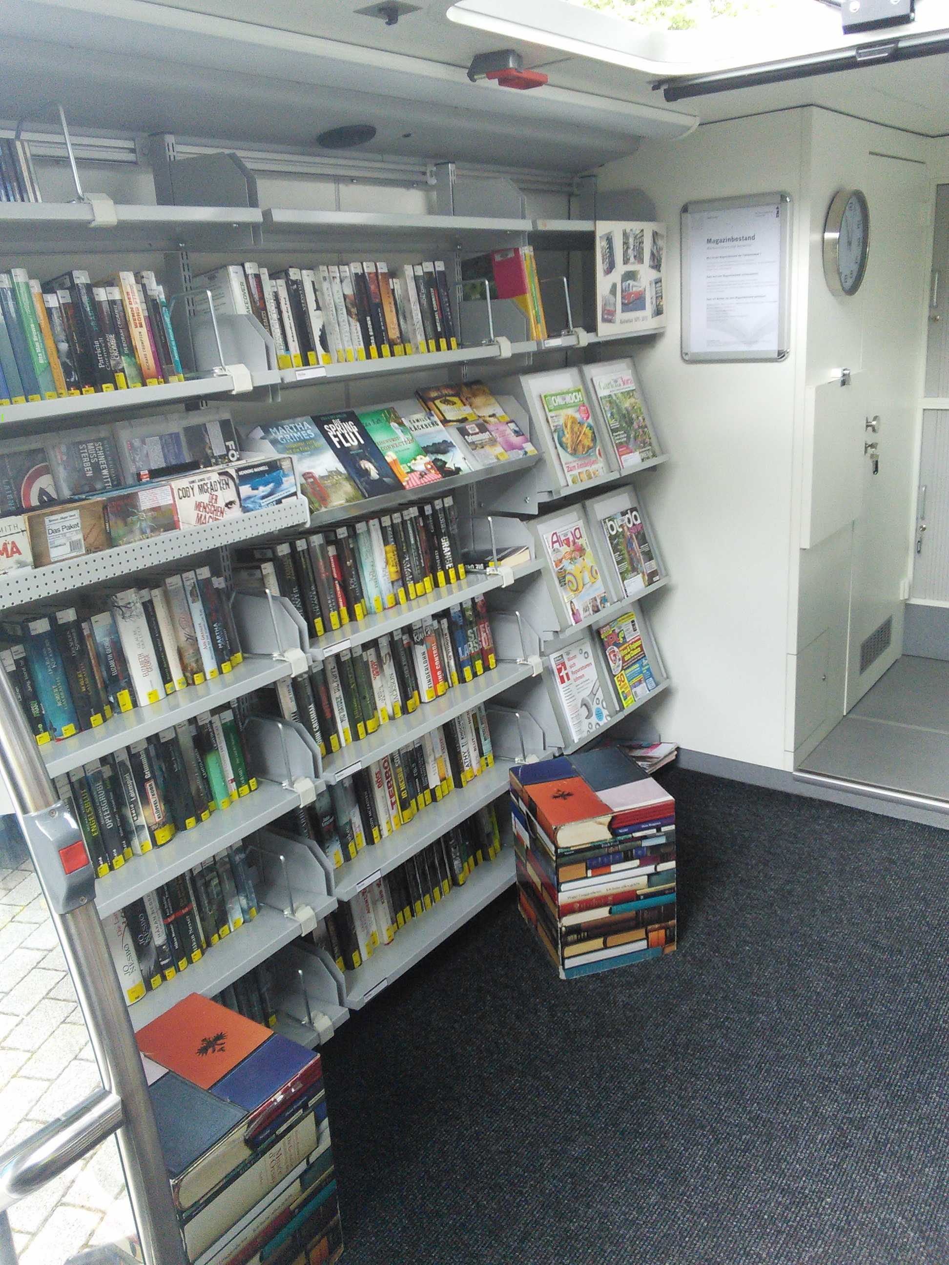 Fahrbibliothek Darmstadt