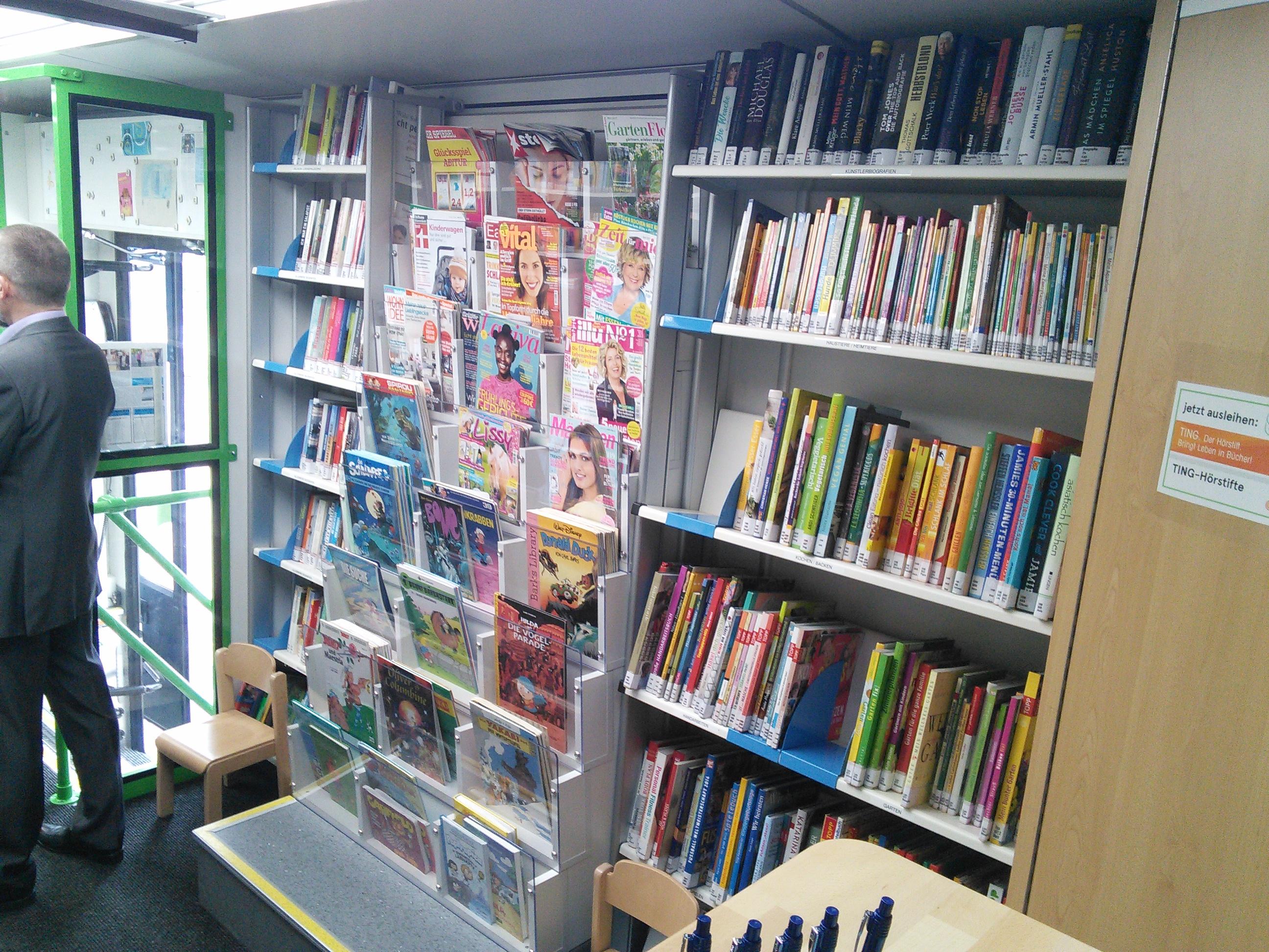 Fahrbibliothek Spandau (Berlin)