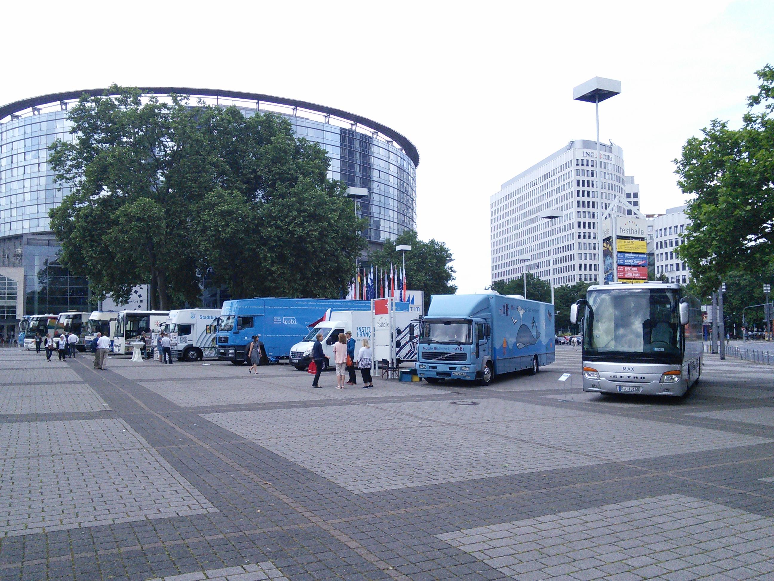Bilder aus Frankfurt jetzt auch als Galerie
