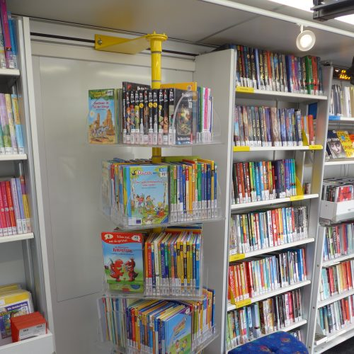 Hamburger Bücherbusse