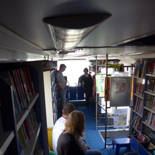 Bücherbus Landkreis Wolfenbüttel