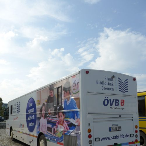 Busbibliothek Bremen