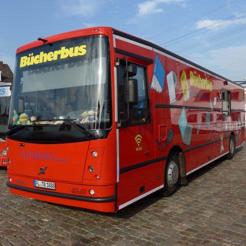 Bücherbus Flensburg