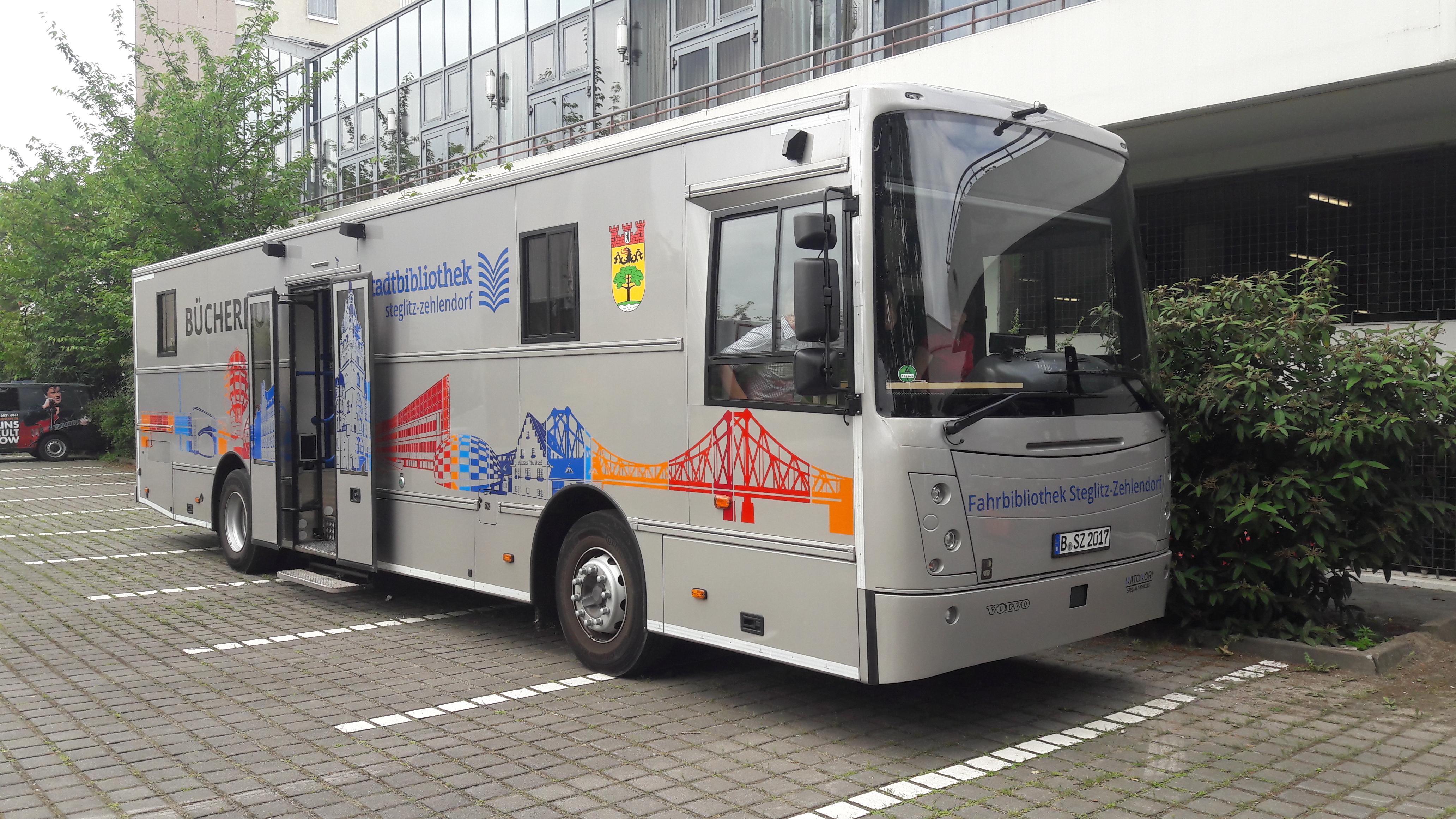 Fahrbibliothek Steglitz-Zehlendorf