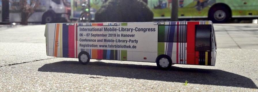 #IFBK – Internationaler Fahrbibliothekskongress in Hannover